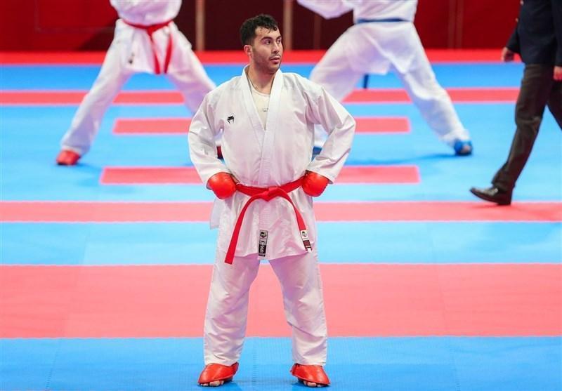 لیگ جهانی کاراته وان برلین، طلایی دیگر برای گنج کاراته ایران، پرونده ایران با 2 برنز و طلای سجاد گنج زاده بسته شد
